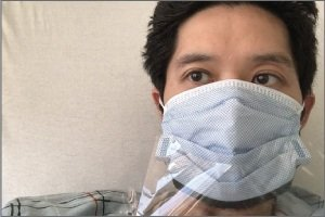 Law.com: David Lat, Eyeing Hospital Discharge, Talks About His Battle and Donating Blood to COVID-19 Research